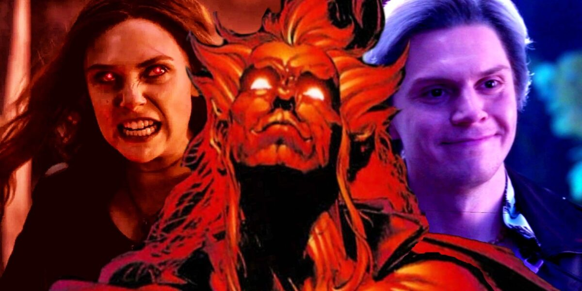 Teoría Mephisto WandaVion