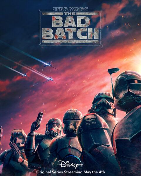 póster de the bad batch