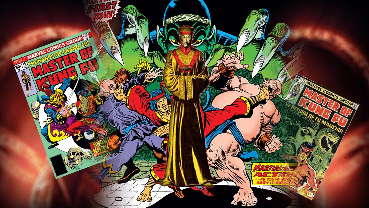 Fu Manchú en los cómics de Marvel