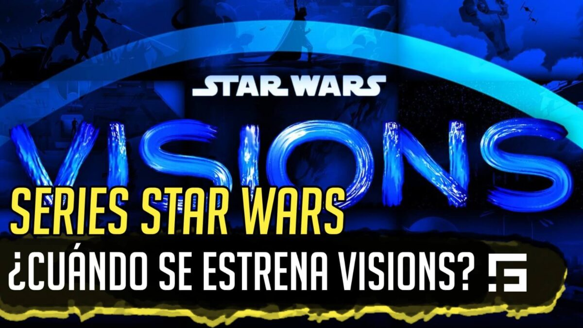 cuando se estrena star wars visions