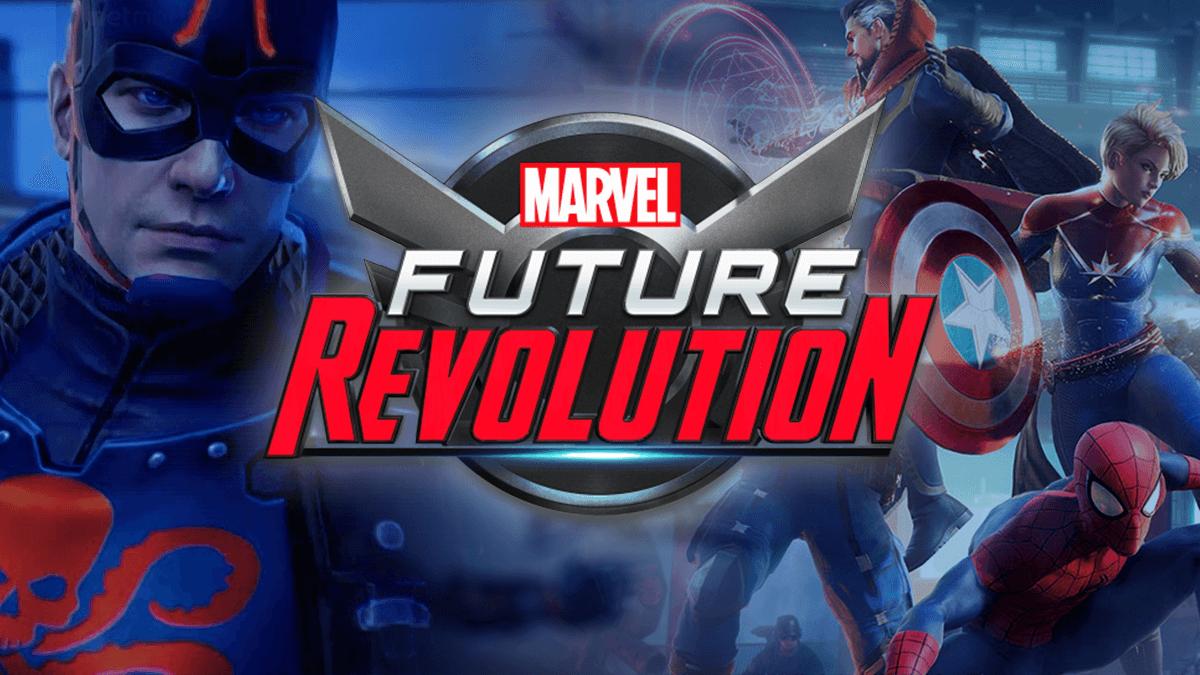 Marvel Future Revolution el próximo videojuego de Marvel