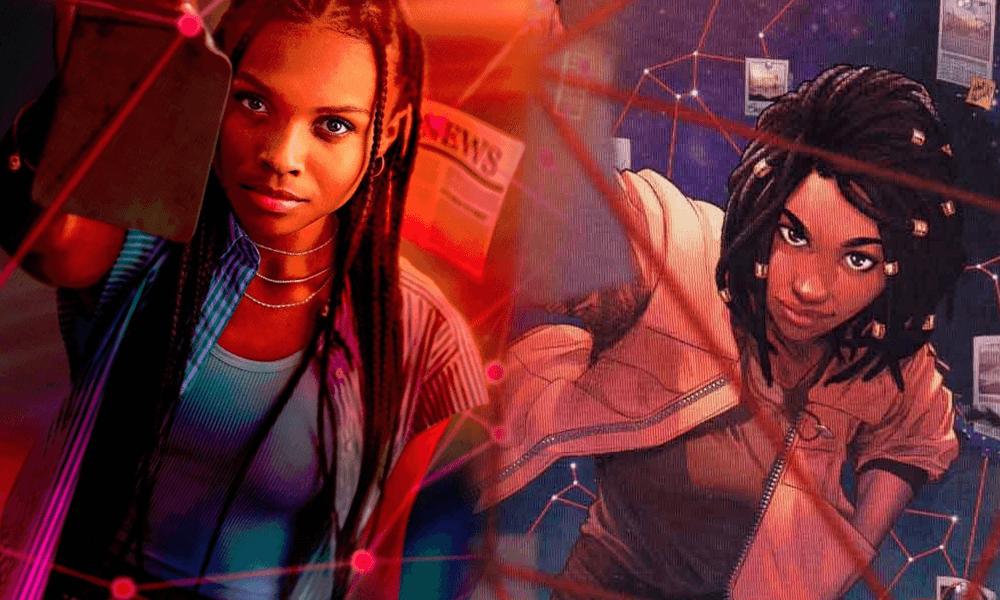 The CW: Naomi serie