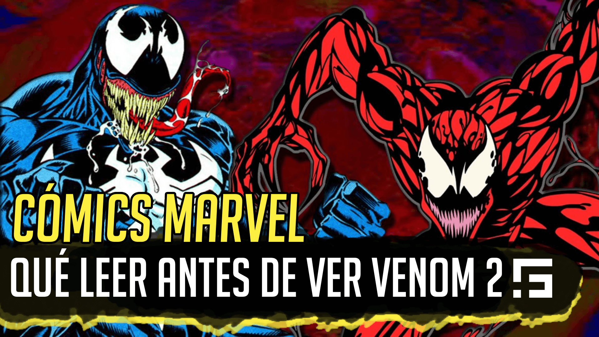 Cómics Venom Let There Be Carnage