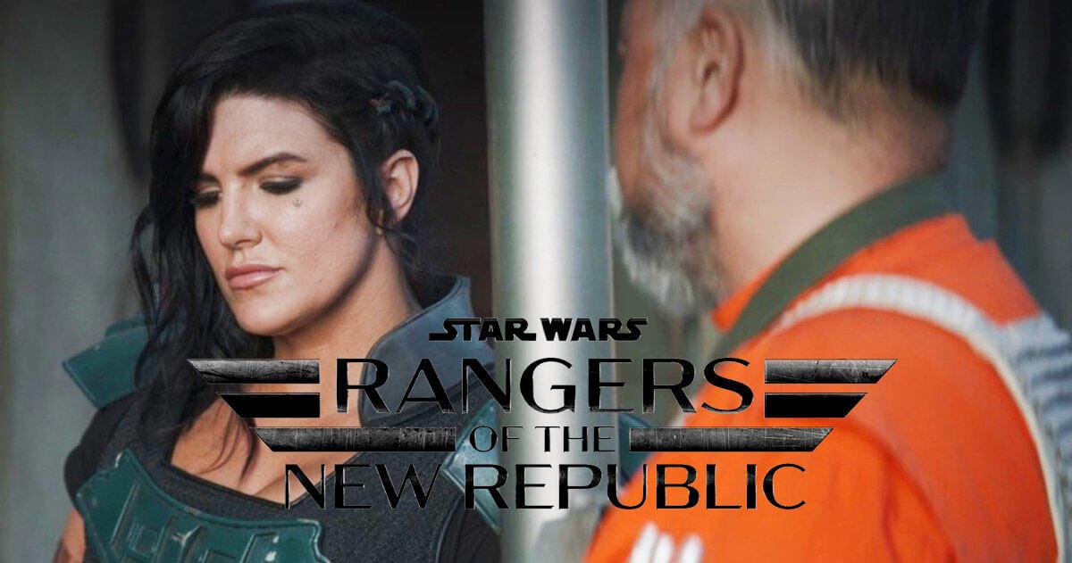 Cara Dune Rangers Of The New Republic