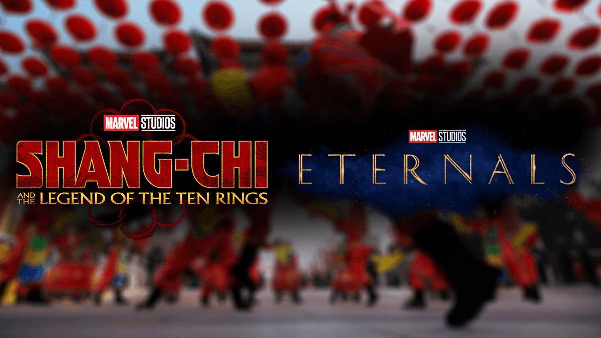 Shang Chi y The Eternals cultura China