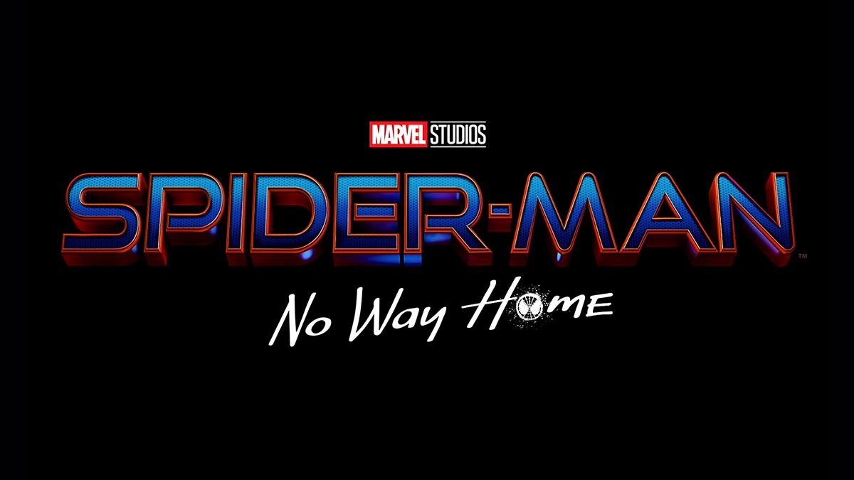 Logo Spider-Man No Way Home