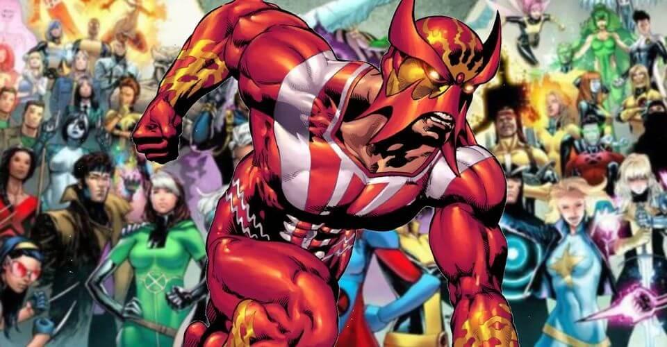 Sunfire X-Men
