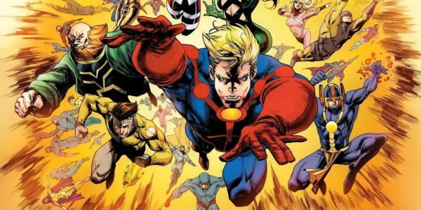 Los Eternos de Marvel