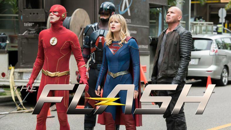 The Flash y el evento en su octava temporada