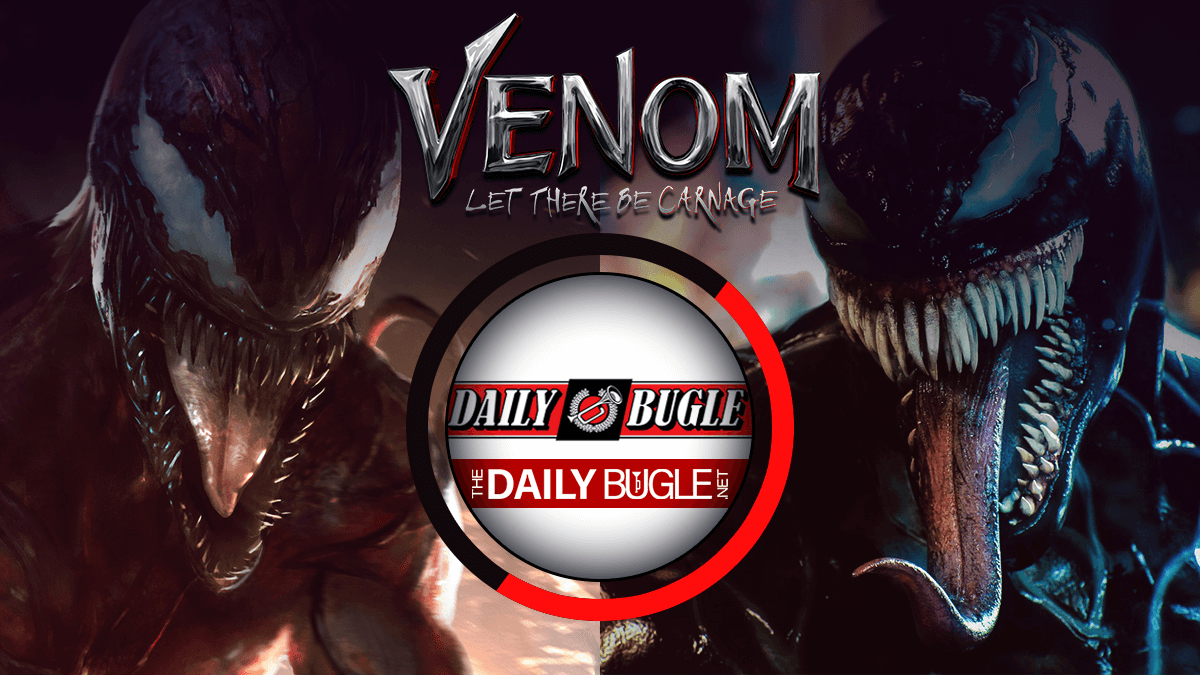 Venom 2 Let There Be Carnage Daily Bugle