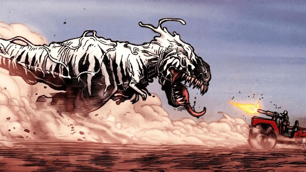 Venom con un huesped