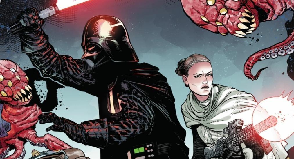 Darth Vader nº01. Corazón oscuro de los Sith [Review Star Wars Cómics]