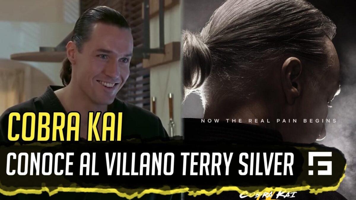 ¿quién es terry silver?