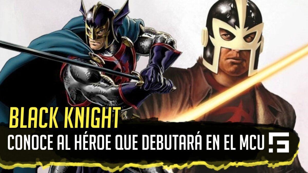 Quién es Black Knight