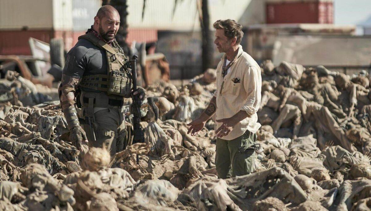 Zack Snyder es el director de Army of the Dead