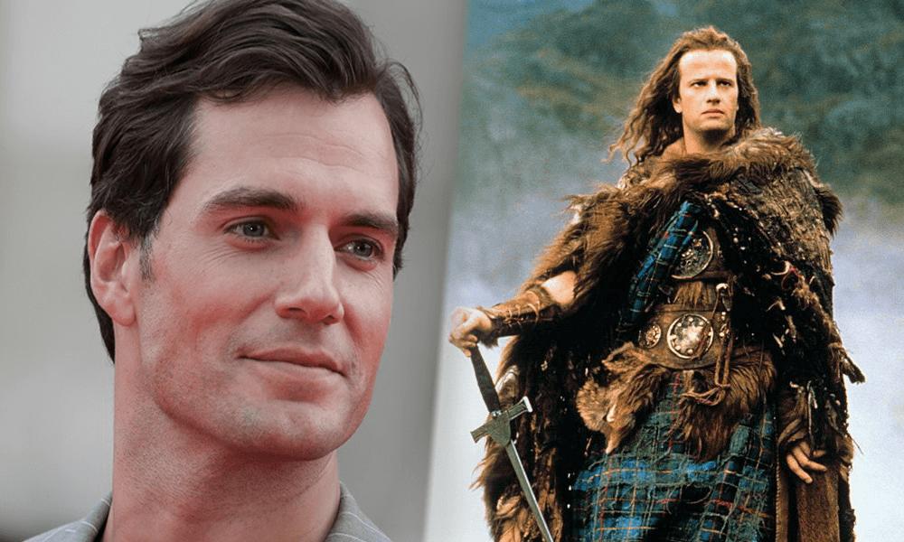 Henry Cavill Highlander