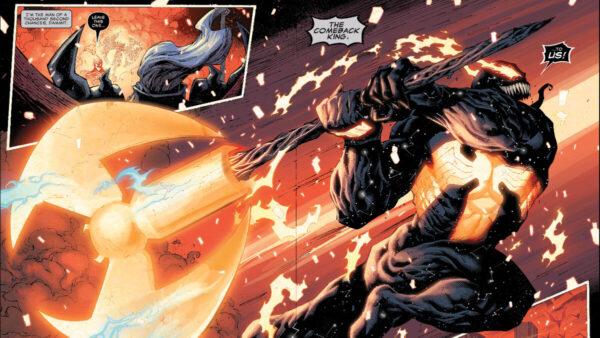 king in black venom cosmic knull
