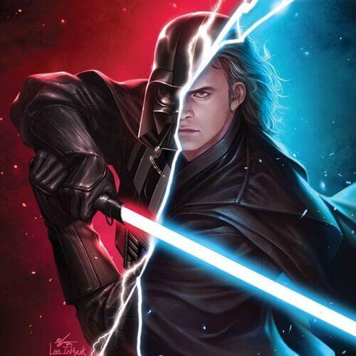 Darth vader Corazón Oscuro de los Sith