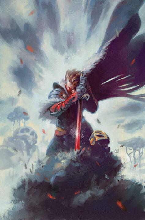 El origen e historia de la espada de Ébano