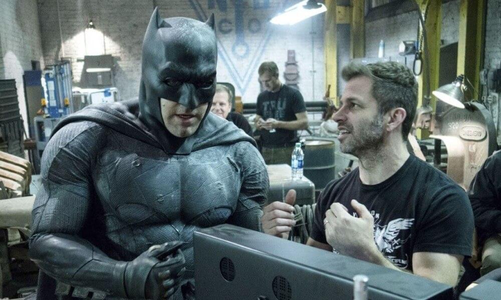Batman y Zack Snyder