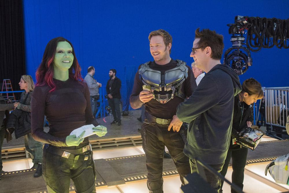 El especial de Navidad de los Guardianes de la Galaxia introducirá a uno de los mejores personajes del MCU según James Gunn