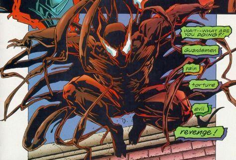 hybrid simbionte venom
