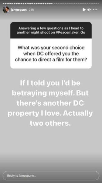 Instagram James Gunn