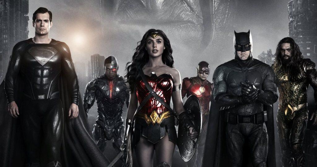 Póster del Snyder Cut Justice League