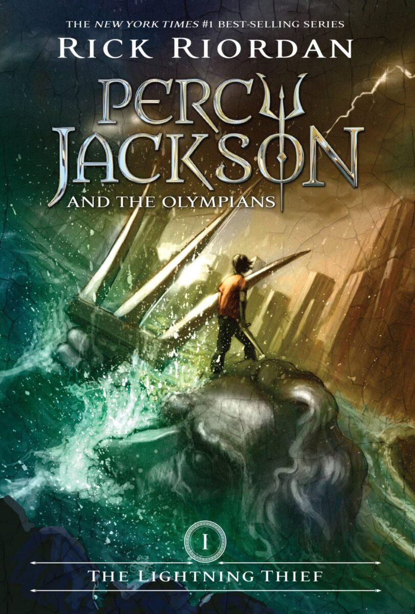 Percy Jackson libro