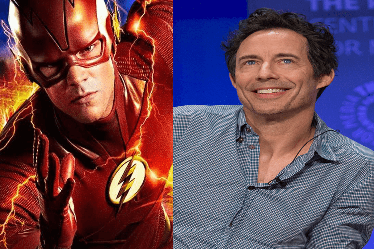 Tom Savanagh : The Flash