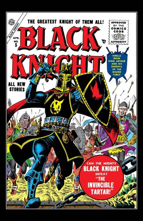 Sir Percy de Scandia, el primer Black Knight