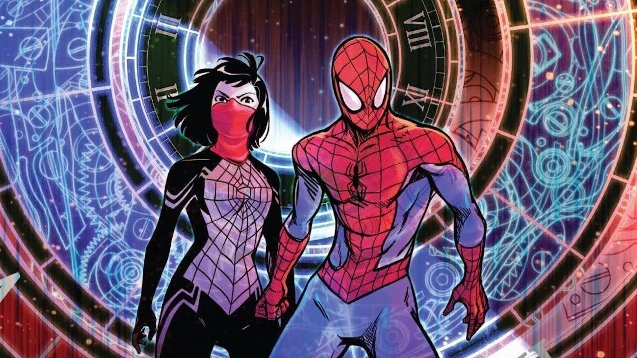 silk spiderverse