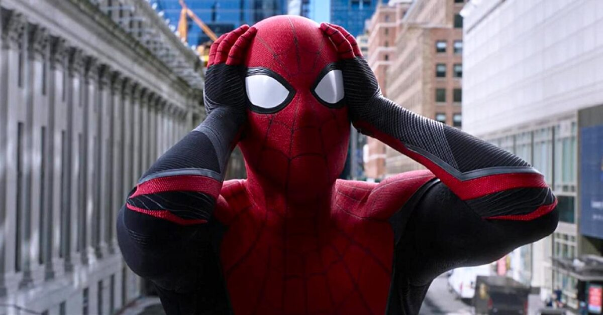 Spider-Man Far From Home Ending