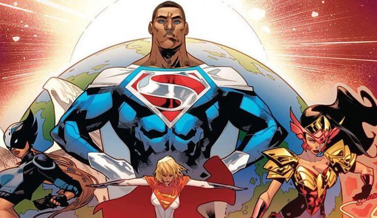 Superman afroamericano