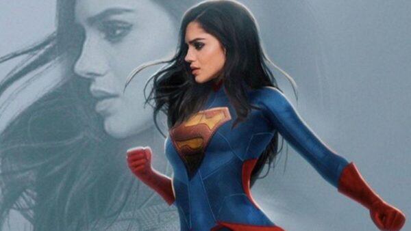 Sasha Calle será Supergirl en The Flash