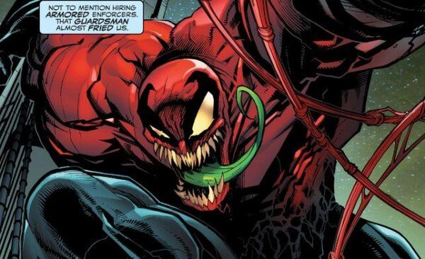 toxin venom carnage