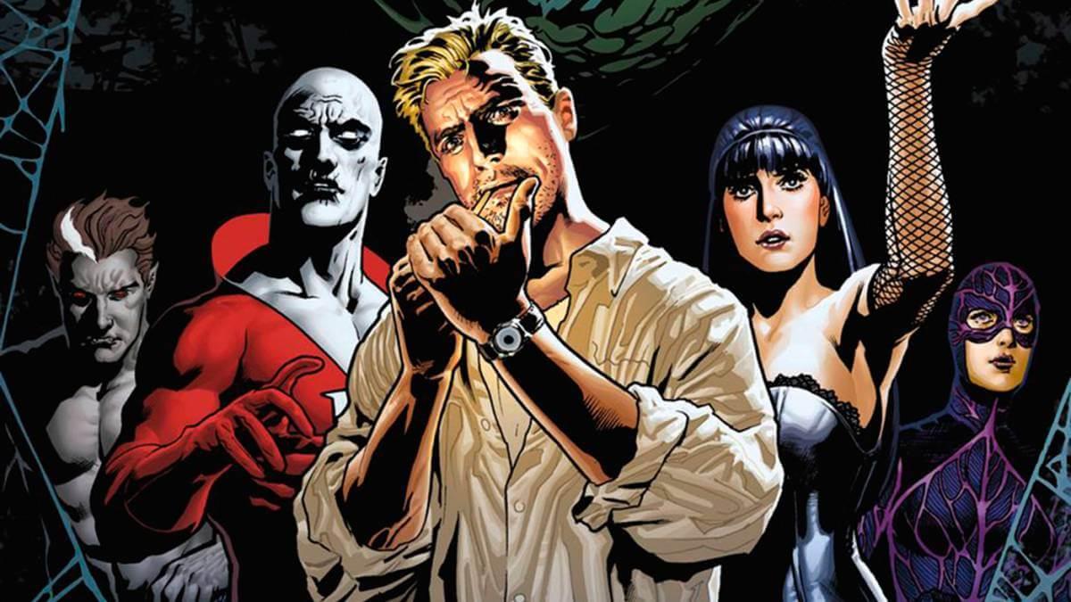 La Liga de la justicia oscura llegará a HBO Max