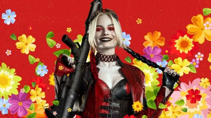 The Suicide Squad traje de Harley Quinn inspirado en Batman Arkham