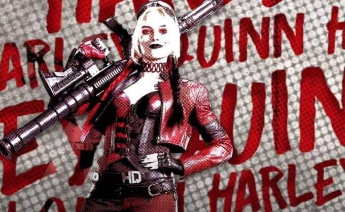 Nuevo traje de Harley Quinn en The Suicide Squad