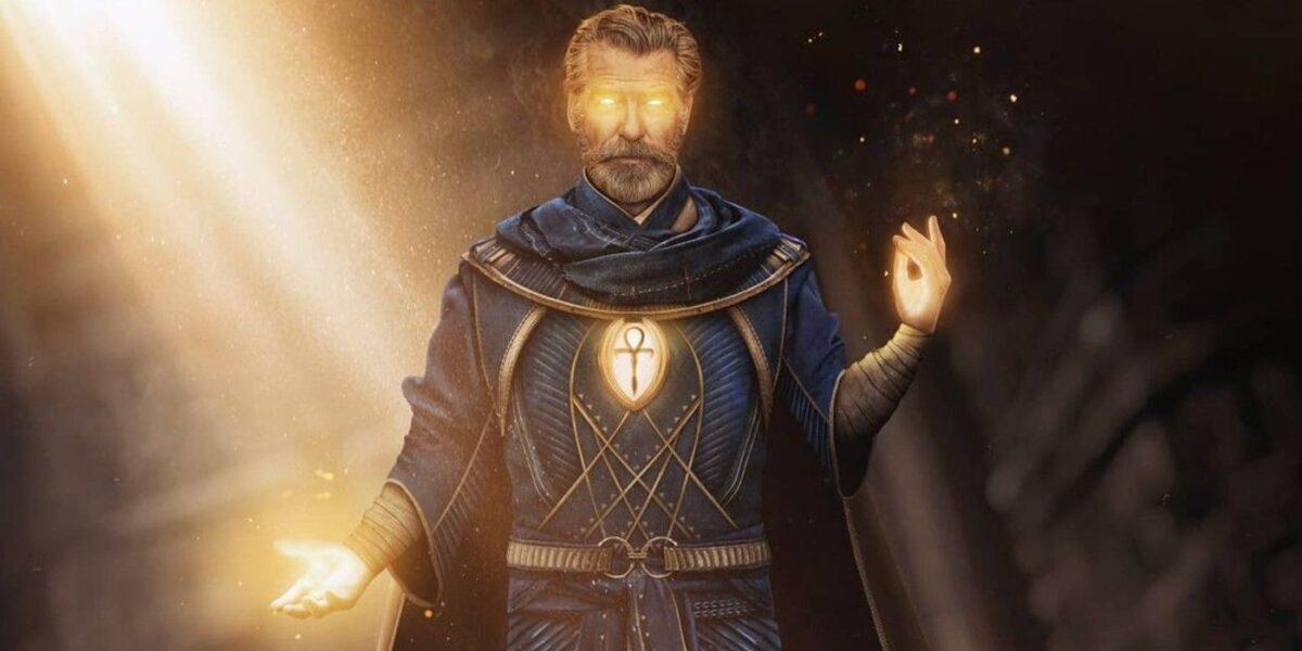 Doctor Fate Black Adam