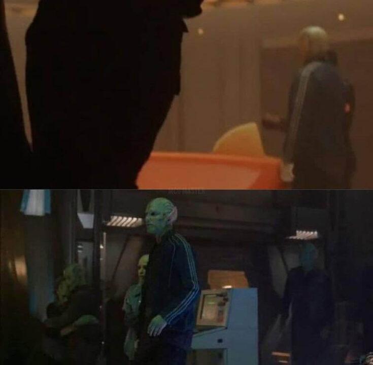 El Skrull de Capitana Marvel que apareció en Loki