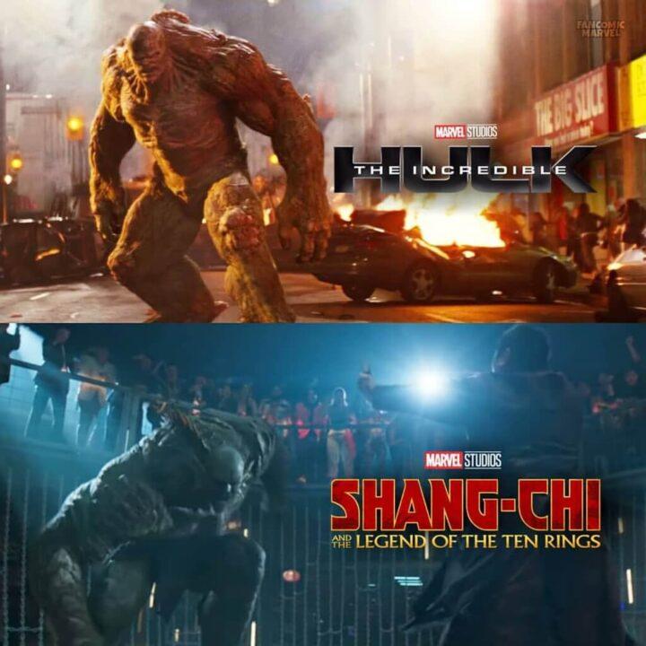 El antes y el después de Abominación en Marvel Studios