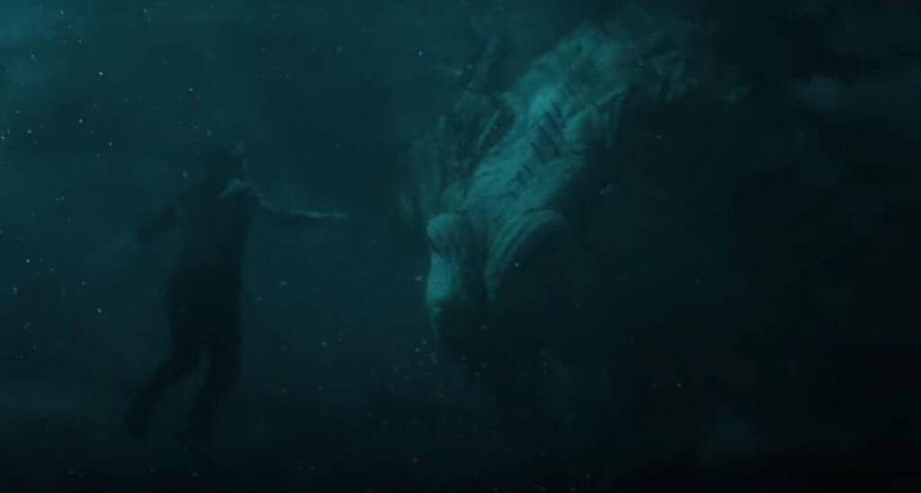 Shou Lao podría ser el dragón que apareció en el segundo tráiler de Shang Chi y la leyenda de los diez anillos.