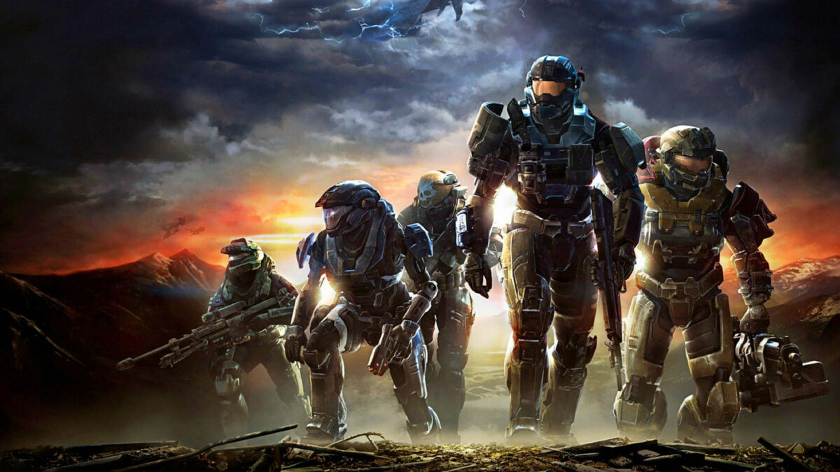 Halo serie Paramount Plus