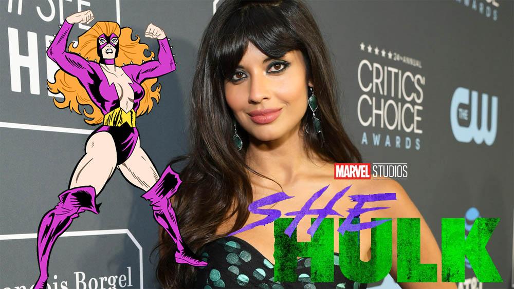 Jameela Jamil She Hulk Titania