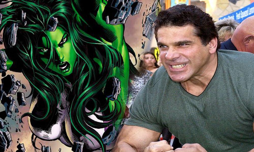 Lou Ferrigno habló sobre She-Hulk