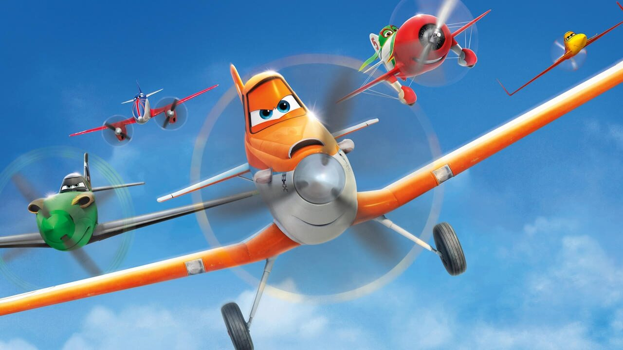 Planes Cars