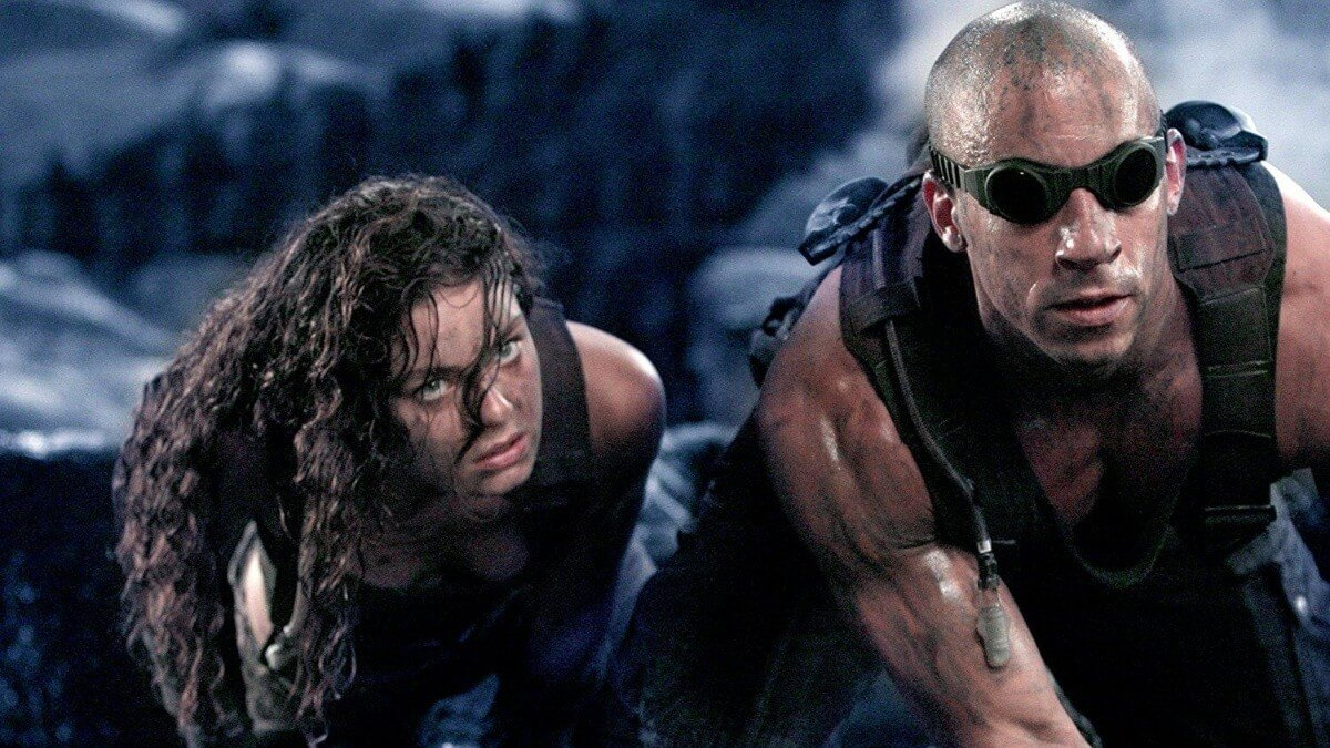 Película Riddick 4