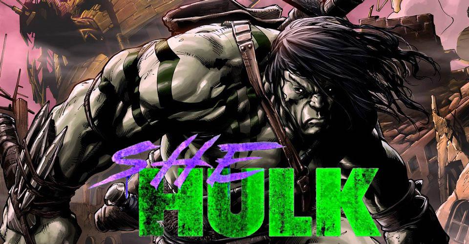 Skaar She Hulk