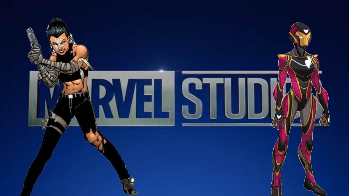 Echo y Ironheart en Marvel Studios